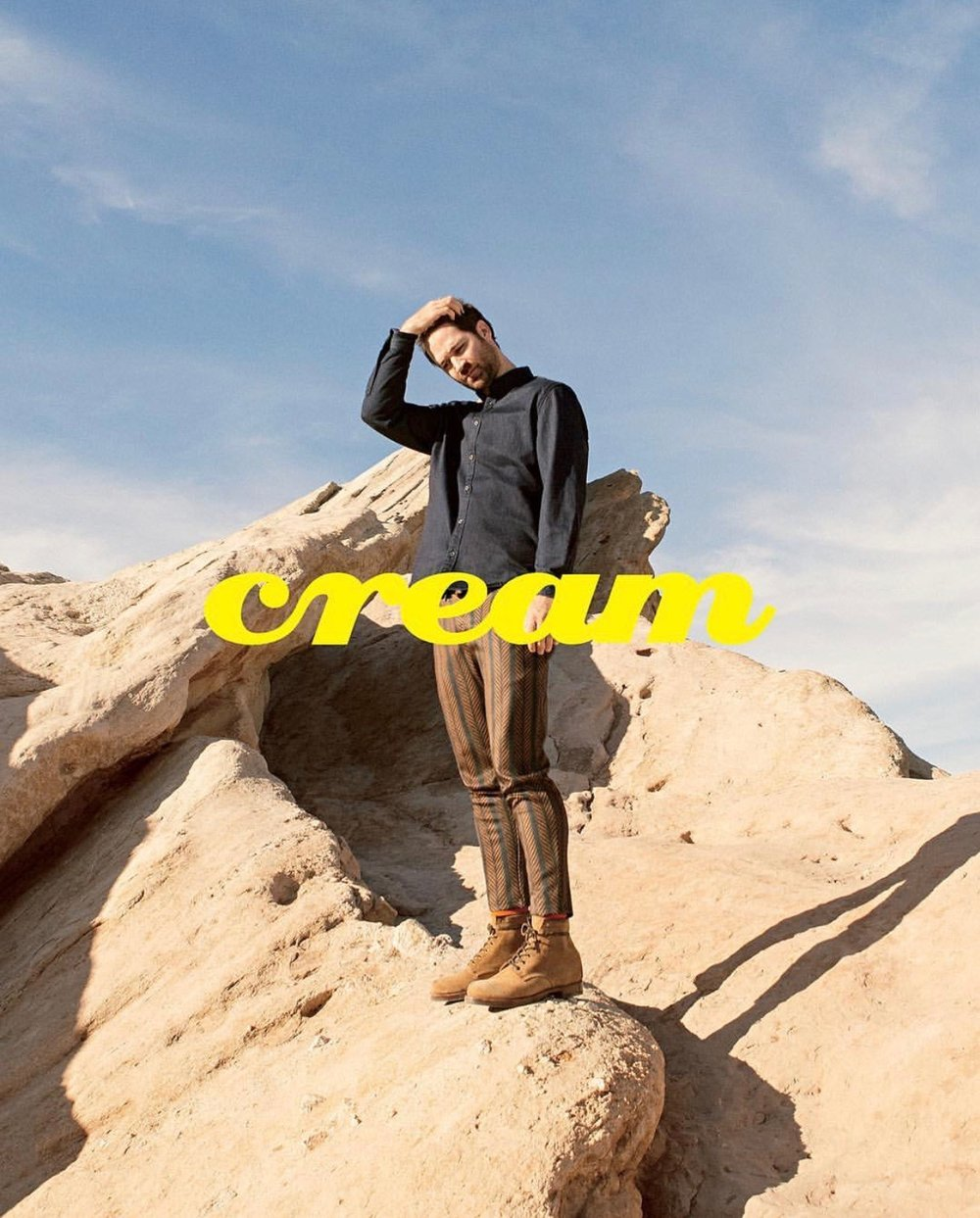 Cream Magazine/ Manuel Garcia-Rulfo/ Ashley Frangie