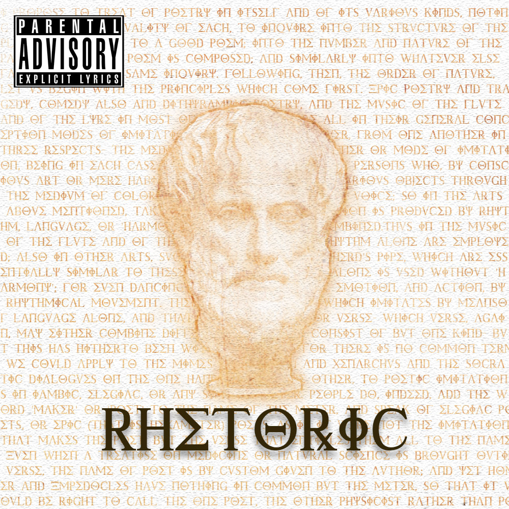 Rhetoric was released independently via DeadEndHipHop on February 16th, 2016