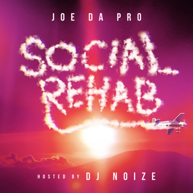 Social Rehab was released February 10th, 2016 via Datpiff.com