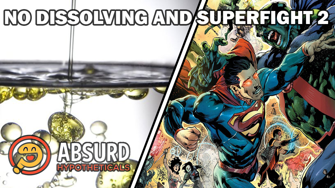 Episode 39: No Dissolving and Super Fight 2