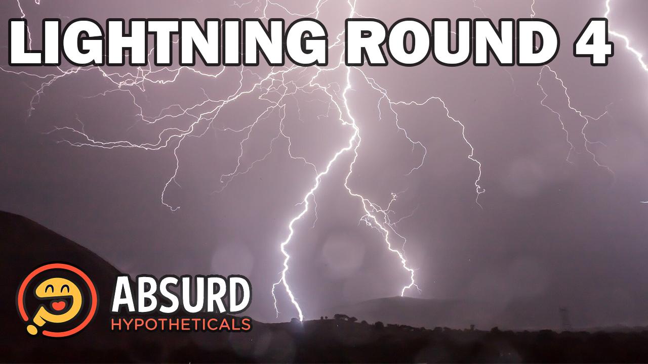 Episode 40: Lightning Round 4