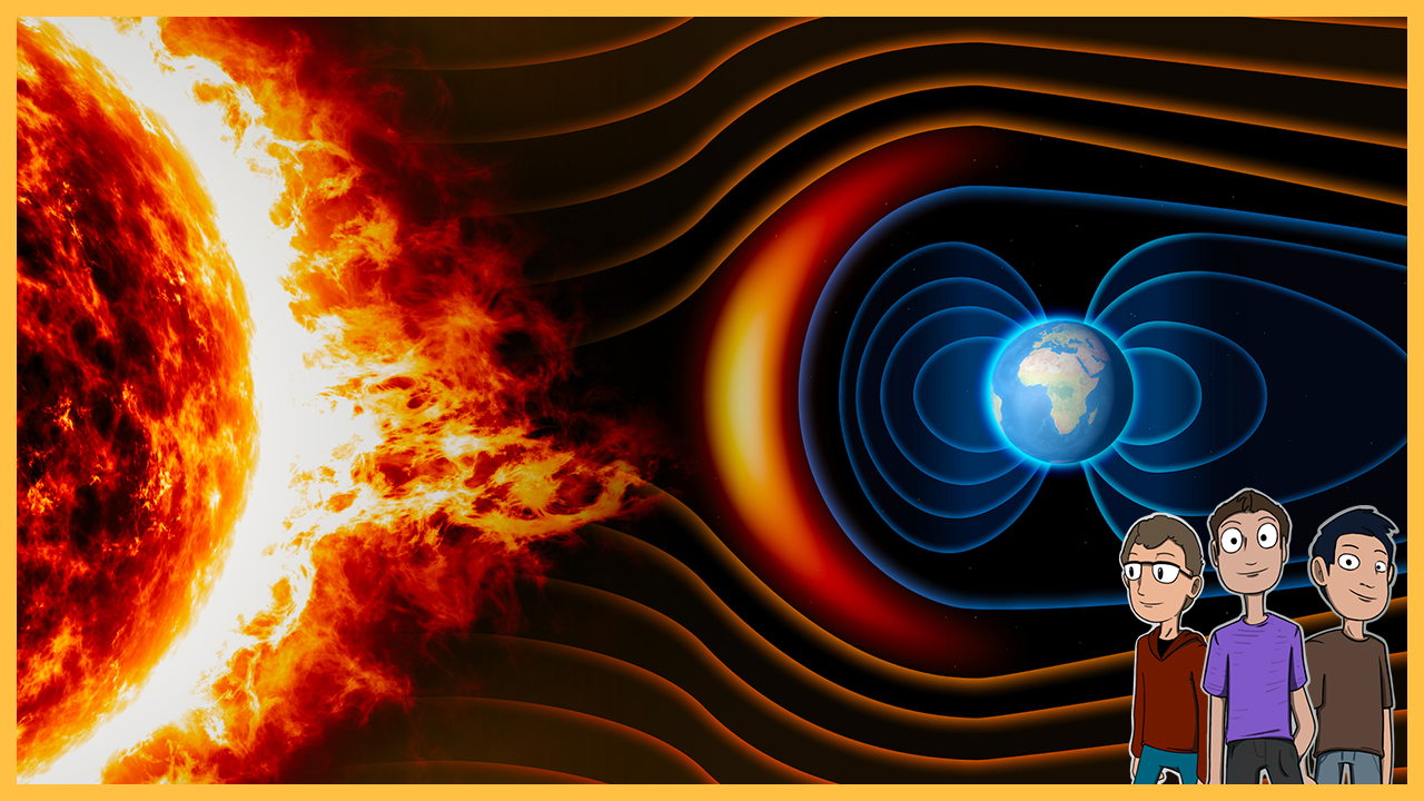 Episode 54: What if Earth had no magnetic field?