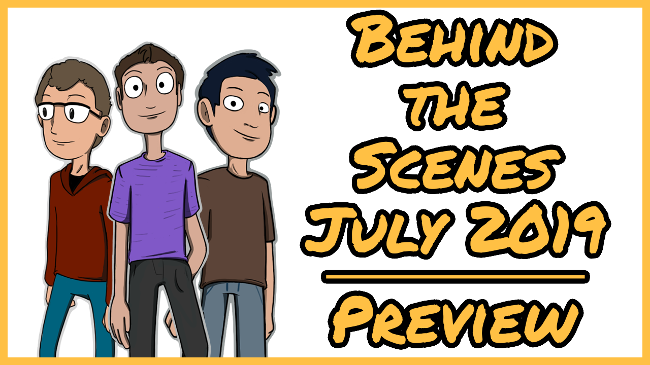 Behind the Scenes: Episode 3 (Preview)