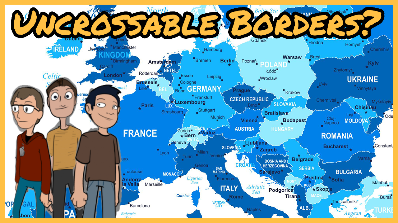 Episode 43: What If Country Borders Were Uncrossable?