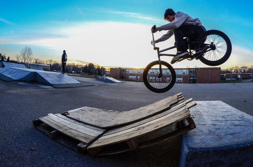 Matt Costigan - DIY Hop In