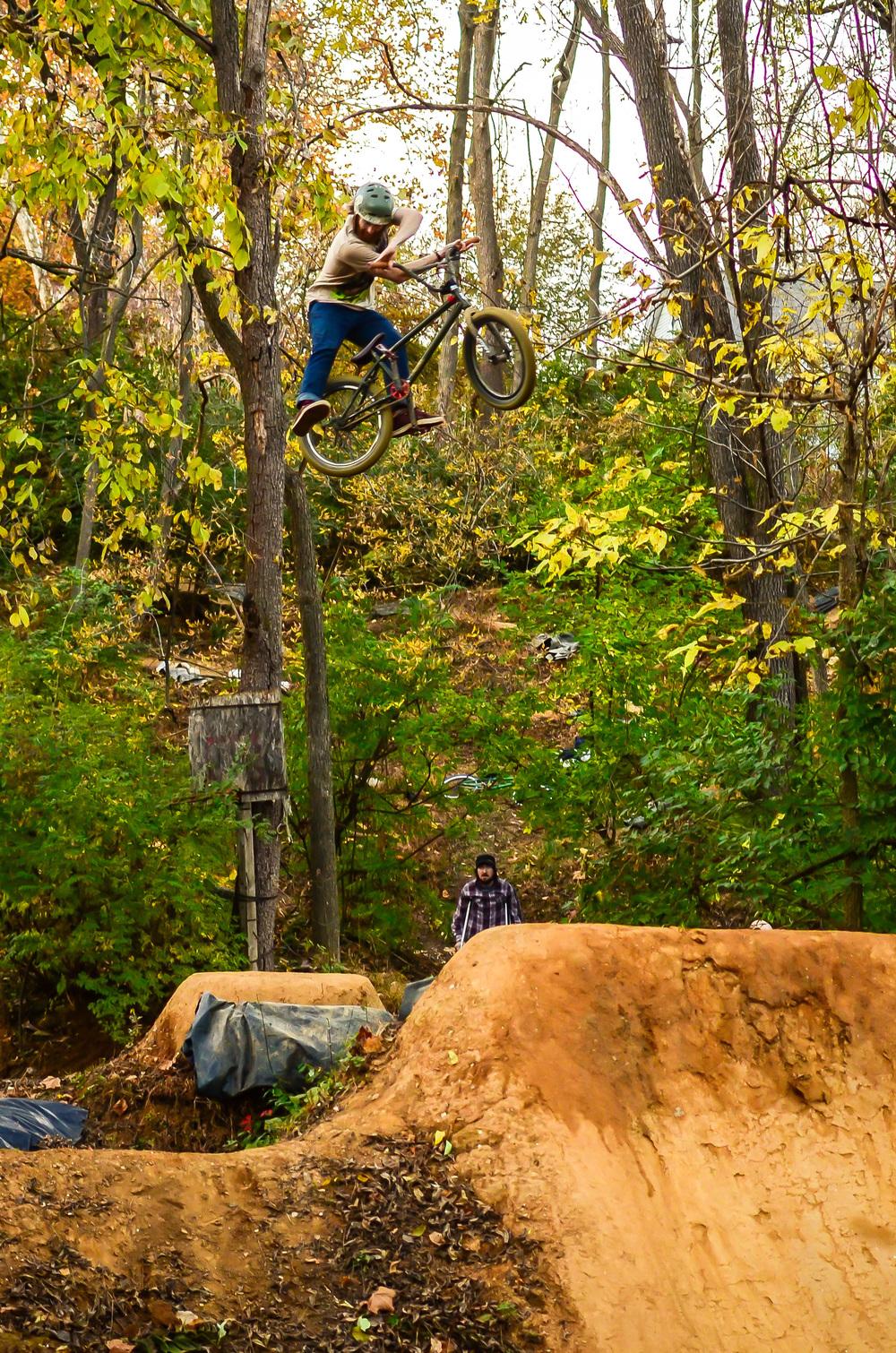 Alex Boyd - 1 Footed X Up