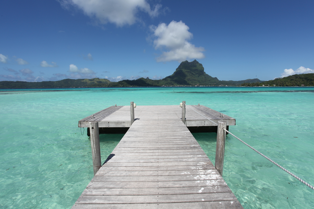 "Dock welcome to ""Bora Bora: Celebration Festival, A Complimentary Windstar Private Event"""
