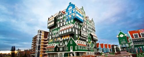 The unique  Inntel Hotels Amsterdam Zaandam    Credit:  Inntel Hotels Amsterdam Zaandam