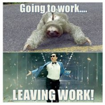 going-to-work-leaving-work
