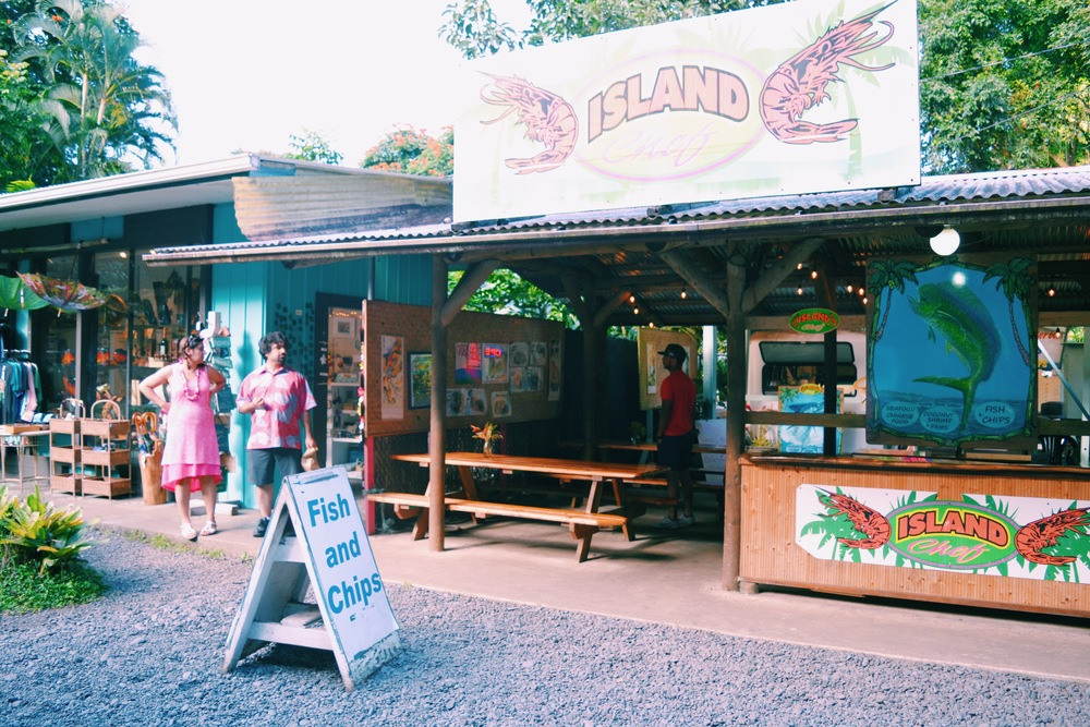 Road to Hana Restaurants