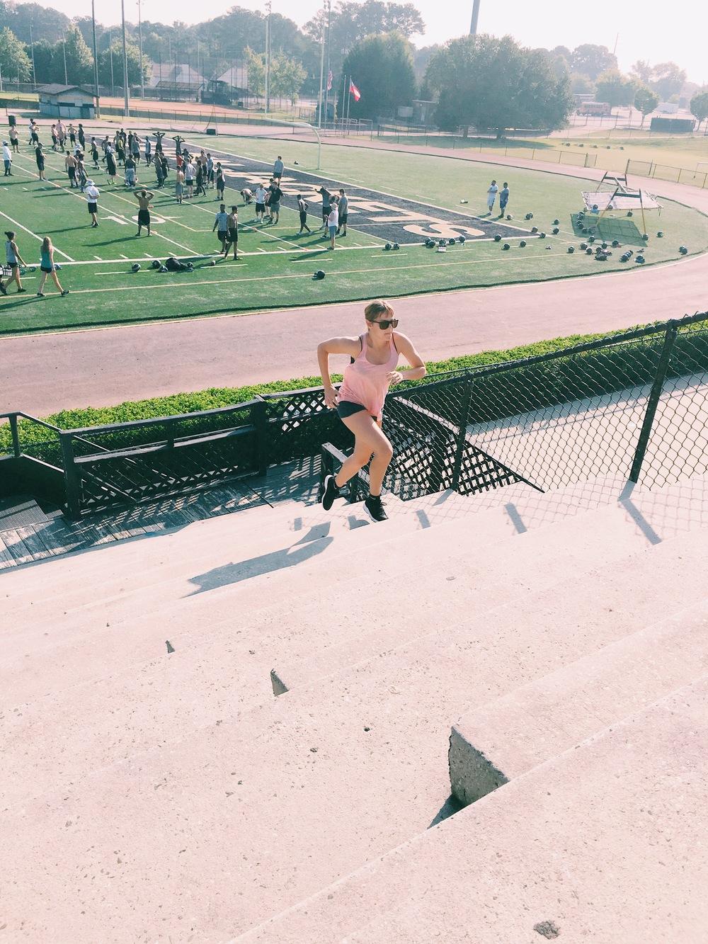 BBG HIIT workout