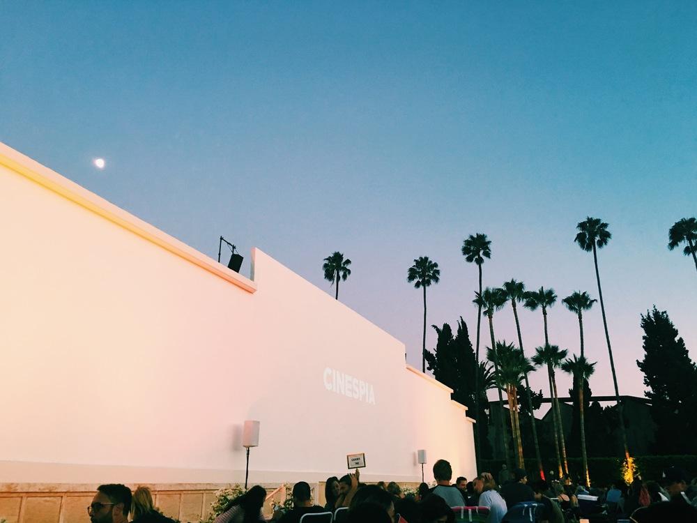sunset hollywood forever