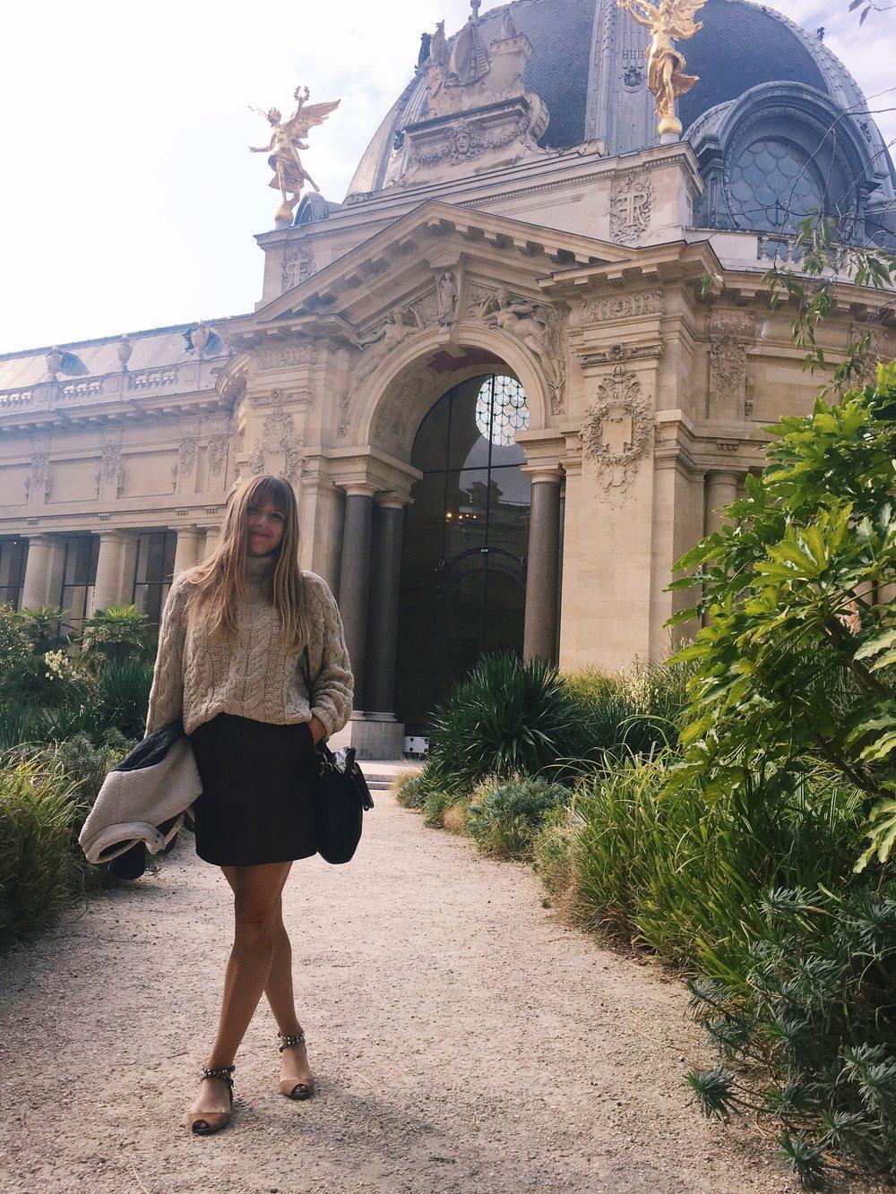 jardin at petit palais