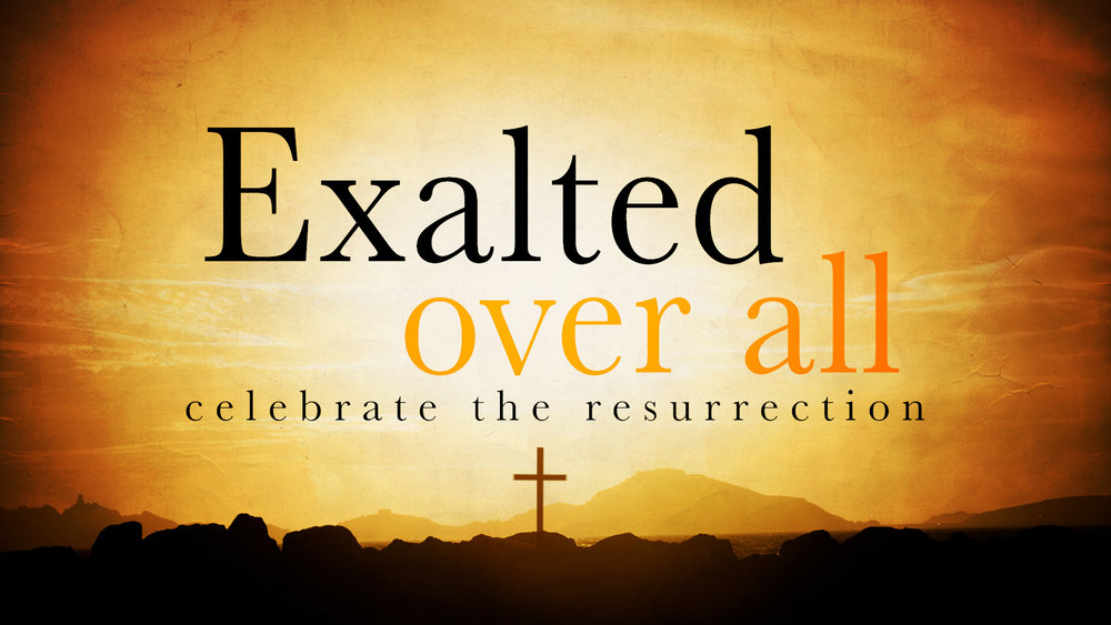 Exalted Over All