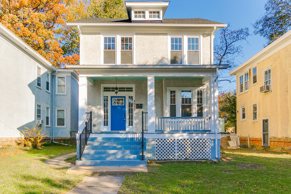cobblestone home flip