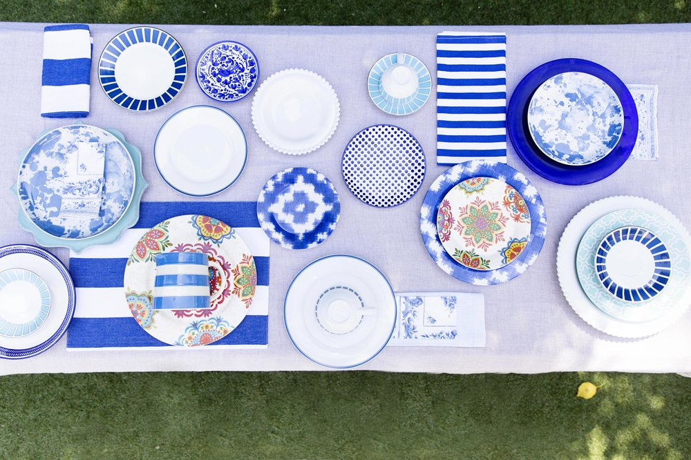 Credits Pottery Barn Wheel u0026 Barrow House Pillowtalk Country Road and the rest Chykau0027s own. & The Perfect Plate Mates u2014 Chyka.com