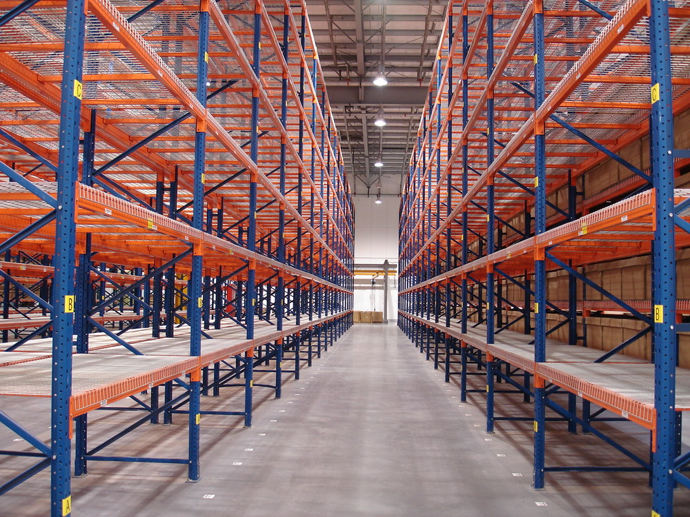 PALLET STORAGE RACKING & Top Affordable in Quality Warehouse Racking Systems | Top ...