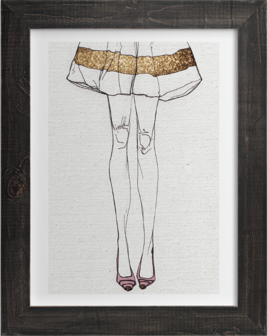 Fashion Artwork Pieces, Fashion Home Prints