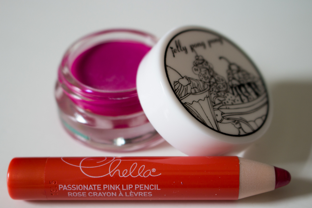 Hydrating Lip Gloss and Hydrating Lip Pencil