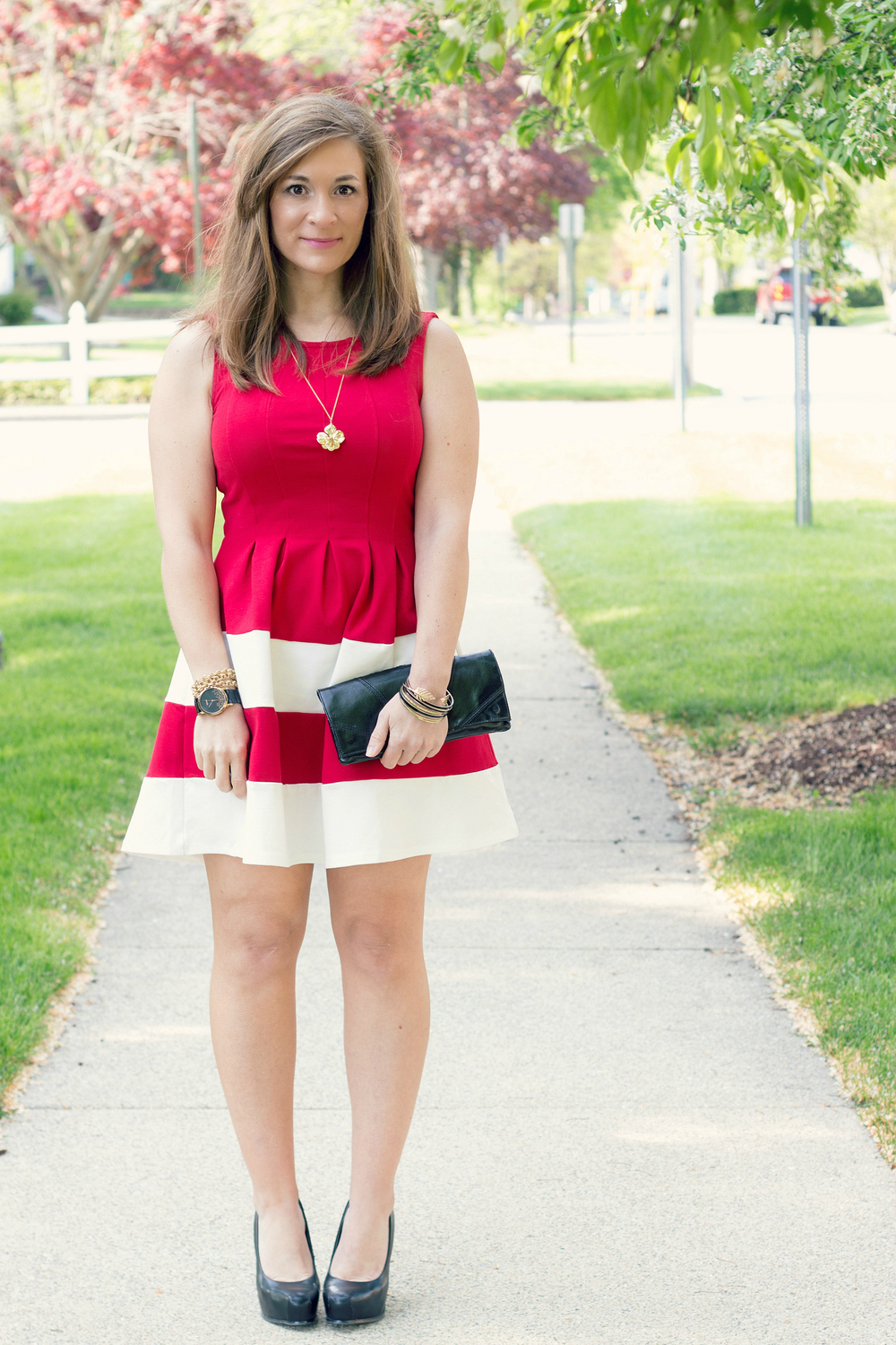 Cute Skater Dresses for Spring