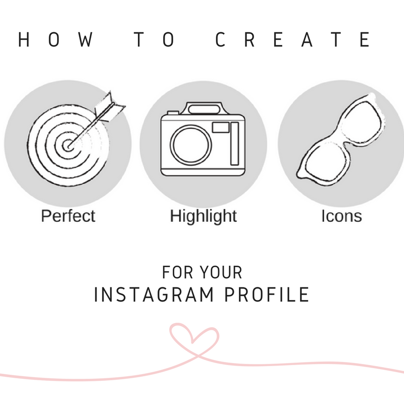 How to Create Instagram Highlight Icons — Black Coffee Beautiful