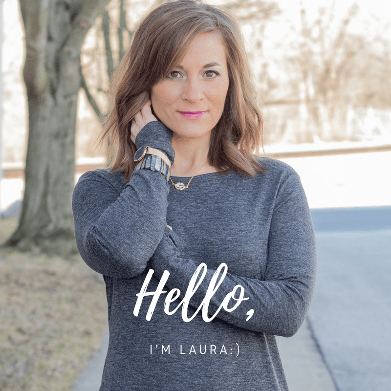 So glad you stopped by! I'm Laura, a life and style blogger, tech geek and coffee lover (isn't everyone?). Catch me in the Midwest, Valpo to be exact, out for a run, or hanging with my cheer and dance teams. Or ya know, you could stay here and read a post or two:)  Drop Me a line: Laura@blackcoffeebeautiful.com