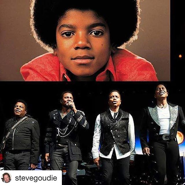 Thanks @stevegoudie Nice photo. 💜  #Repost ・・・ It was back out to work last night and a wet one  at Haydock Racecourse for The Jacksons shoot,You tend to forget what  classic feel good songs the brothers did,it was lovely to be a part of the show, of course there was one person missing last night though I am sure Mike would have been proud of his brothers who still did all the moves and lovely harmonies and They still blamed it on the boogie!.sorry :-) Here are Tito,Jackie,Marlon and Jermaine from last night.#thejacksons #thejackson5 #michaeljackson #titojackson #jermainejackson #jackiejackson #marlonjackson #livemusicphotography #musicphotography #musicphotos #concertphotography #concertphotos#musically #nikon #musicphotographerslife #musicphotographet#concertphotographer#thekingofpop#moonwalk#thriller#blameitontheboogie#haydockracecourse#jackson5#popmusic#instagram#livemusicphotos#billiejean#tamlamotown