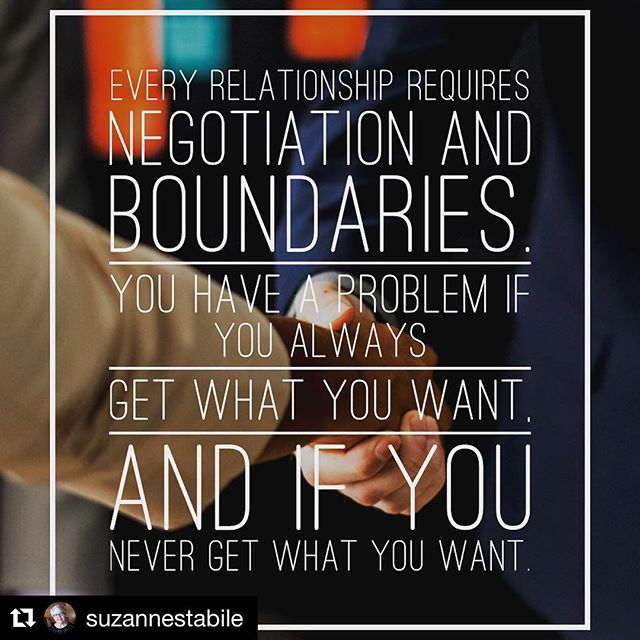 #Repost @suzannestabile with @get_repost ・・・ First, you have to respect your difference. Second, you have to honestly define what is on your side of the fence and what is on the other's side. . . Neglecting these two practices can lead to conflict, and conflict without boundaries. *Conflict that does not have any boundaries can be damaging and painful! . The good news is that it's avoidable!! . #relationships #relationshipgoals #negotiation #boundaries #healthyboundaries #enneagram #selfcare #theroadbacktoyou #thepathbetweenus #theenneagramjourney