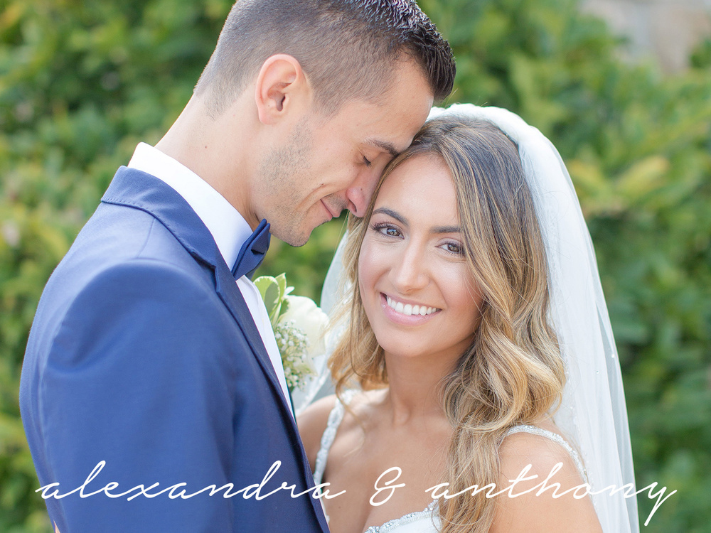 Alexandra & Anthony