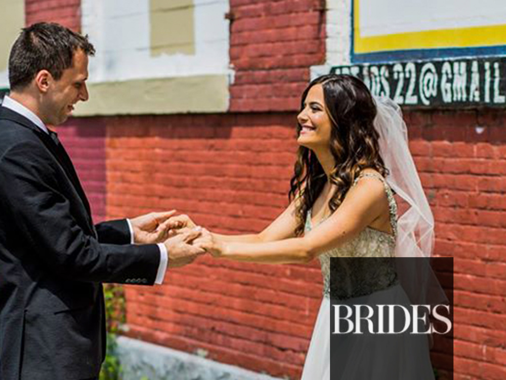 BRIDES:  MODERN MEETS VINTAGE
