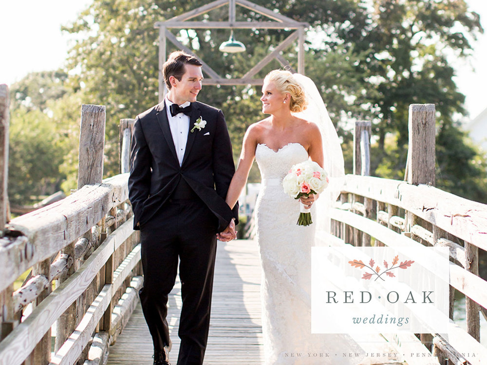 RED OAK: NAUTICAL SUMMER WEDDING