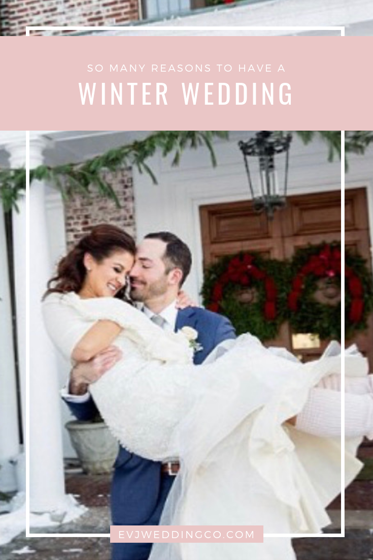 Since the peak wedding season is May-September, winter weddings already have a way of standing out and feeling so special. With the chilly weather right around the corner, we've decided to highlight our favorite reasons to have yourself a merry little winter wedding!  Bundle up and enjoy!   Read more