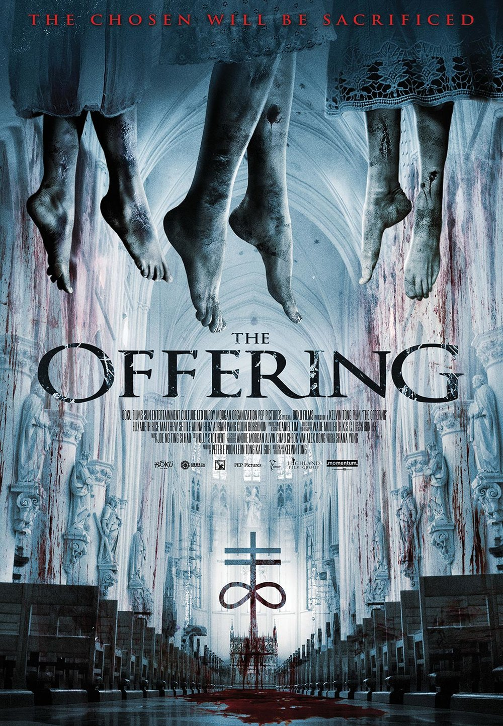 The Offering (a.k.a The Faith of Anna Waters)
