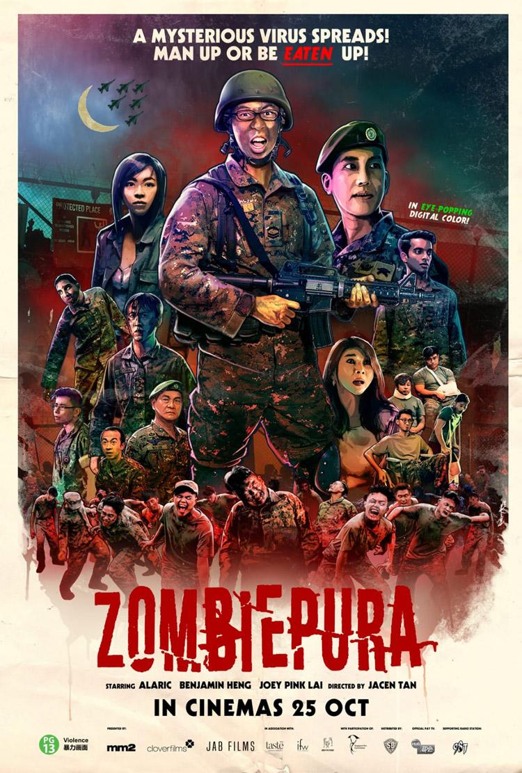 Zombiepura Retro