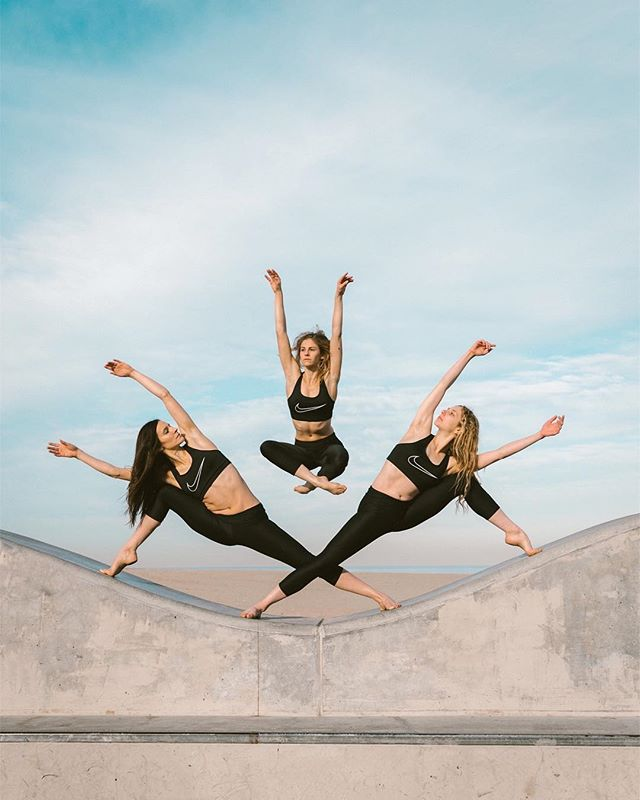 until we all win. - in partnership with @nikelosangeles, @jacobjonasthecompany hosted an all female #camerasanddancers to celebrate international women's day 👏🏼💫 - photo @martha_kirby