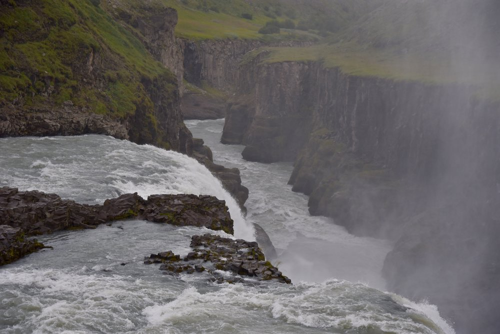 Gulfoss, Iceland (photo by Nadya)