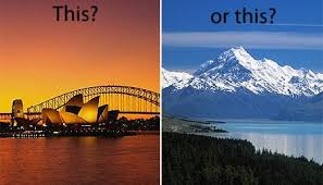 how about new zealand australia good meh