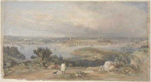 Sydney, 1843
