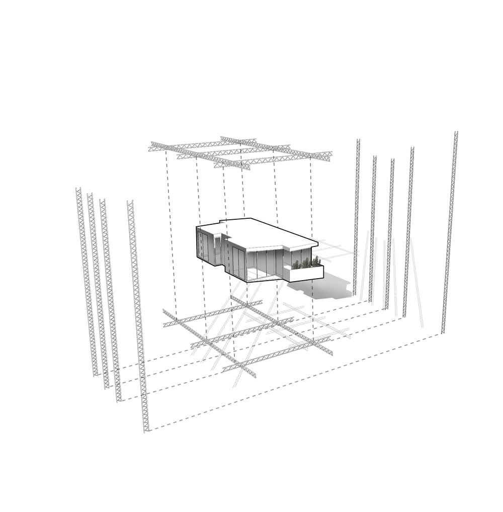 Axonometric FIFO Accommodation