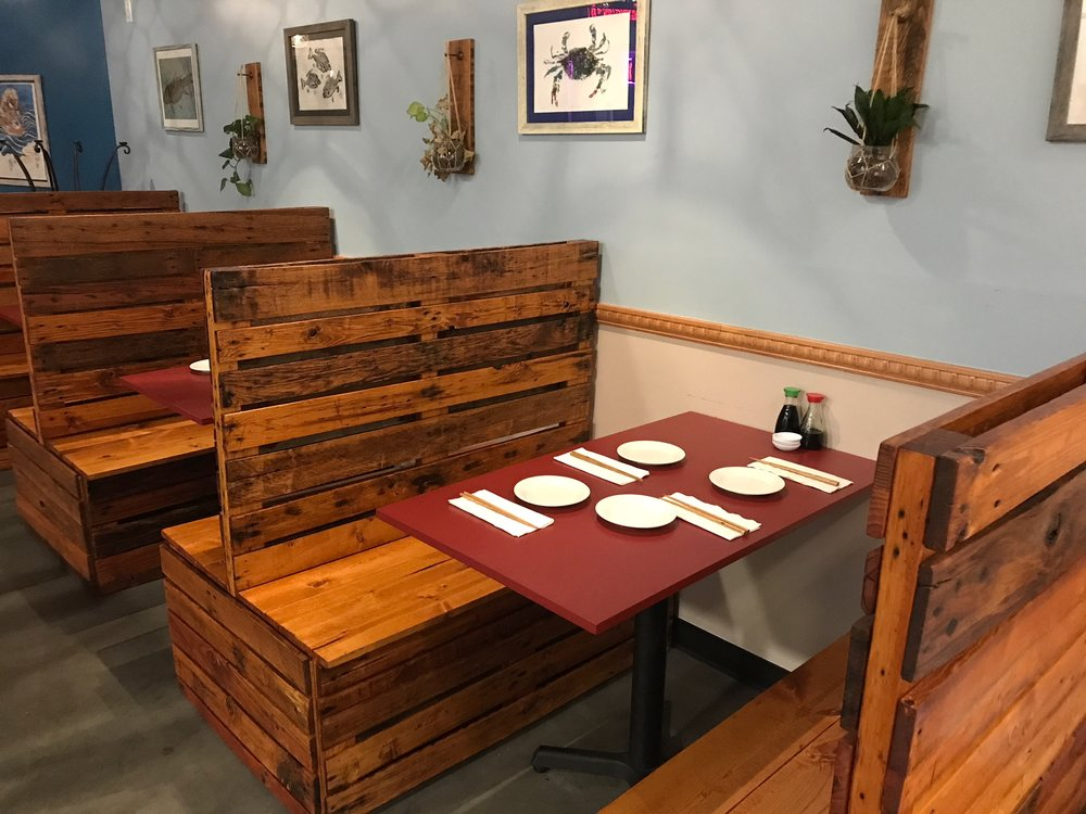 Alki Booths