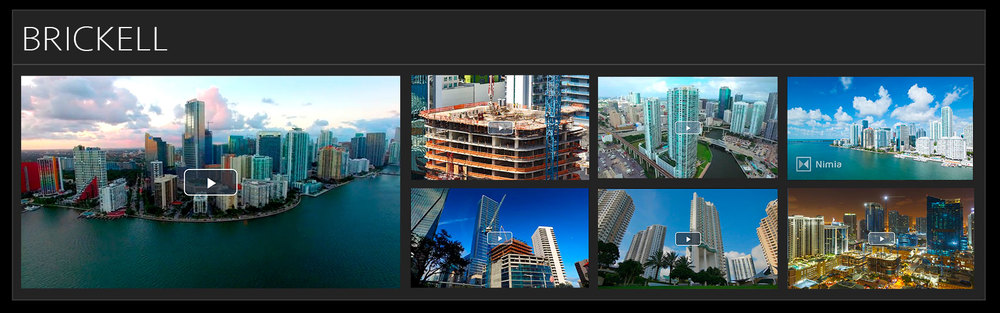 brickell stock footage