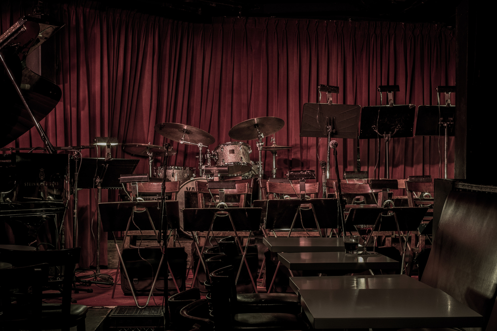 Vanguard Jazz Orchestra    EVERY MONDAY NIGHT    Learn More