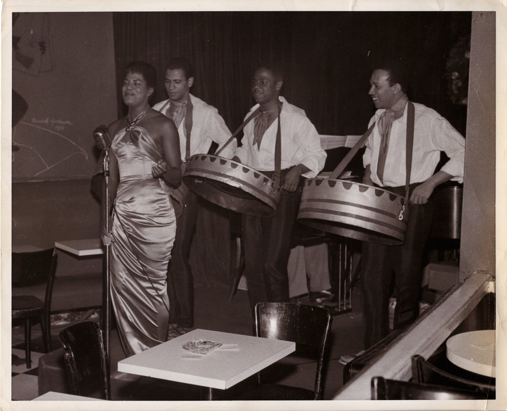 Enid Mosier and Her Trinidad Steel Band