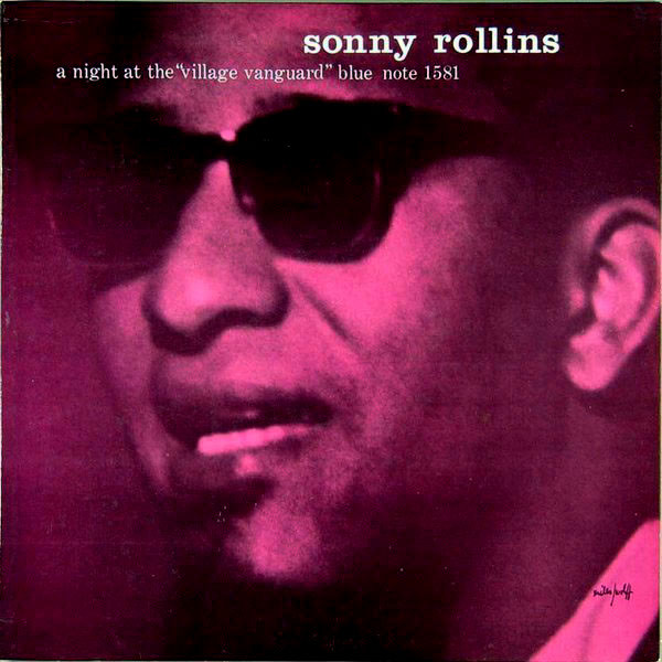 "1957 Sonny Rollins ""A Night at the Village Vanguard"""