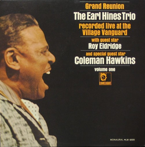 1965 Earl Hines Grand Reunion Live At The Village Vanguard Volume 1.jpg