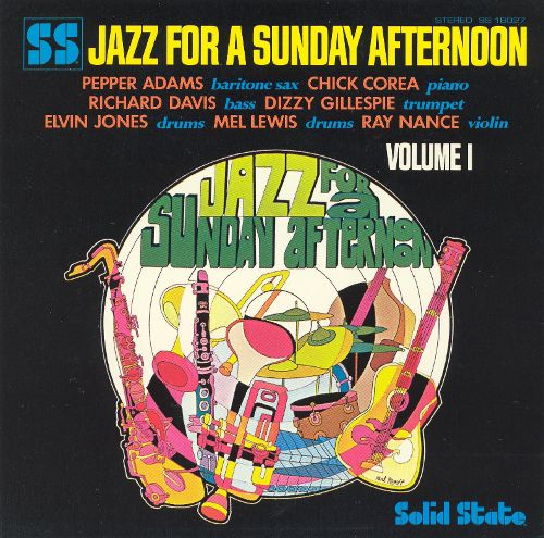 1969 Jazz For A Sunday Afternoon Volume 1.jpg