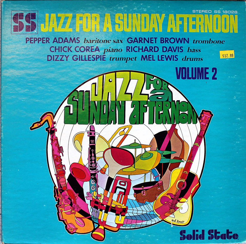 1969 Jazz For A Sunday Afternoon Volume 2.jpg