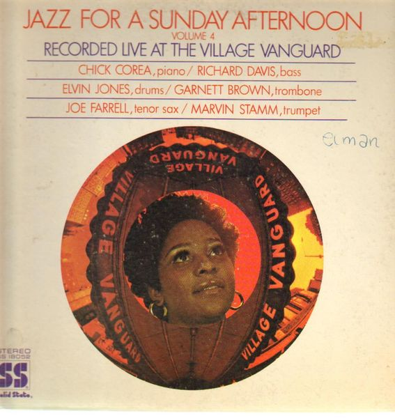 1969 Jazz For A Sunday Afternoon Volume 4.jpg