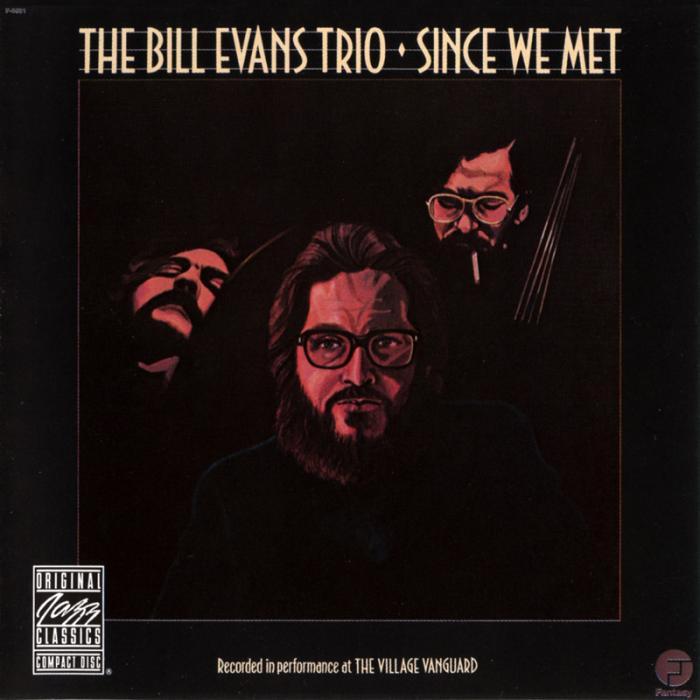 1974 Bill Evans Since We Met.jpg