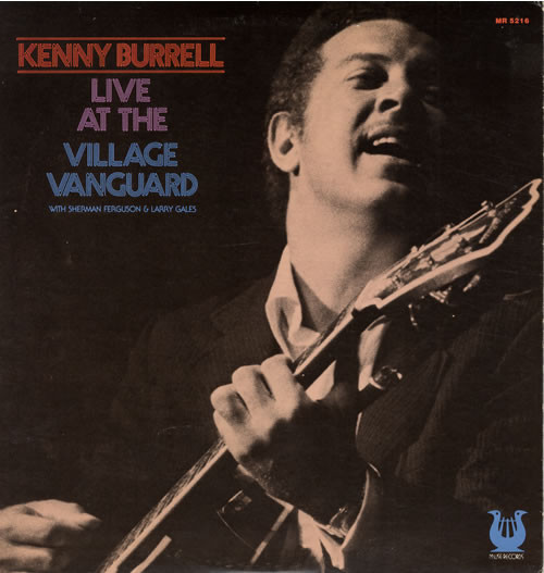 1980 Kenny Burrell Live At The Village Vanguard.jpg